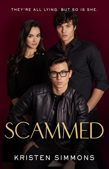 Scammed ebook by Kristen Simmons