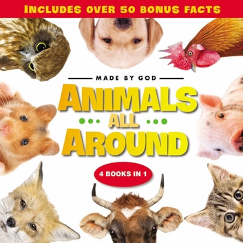 Animals All Around ebook by Zondervan