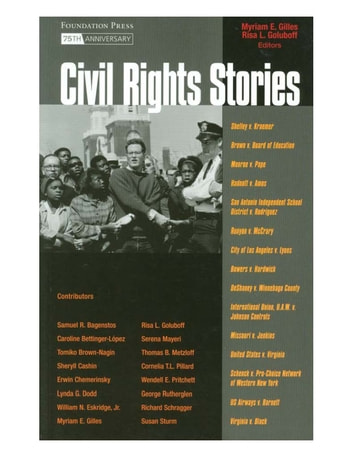 Civil Rights Stories ebook by Myriam Gilles,Risa Goluboff