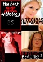 The Best Nude Photos Anthology 35 - 3 books in one ebook by Zoe Anders,Estella Rodriguez,Marianne Tolstag