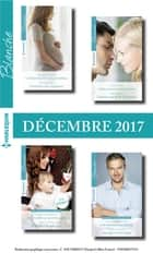 8 romans Blanche (nº1342 à 1345 - Décembre 2017) ebook by Collectif