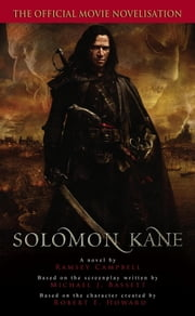 Solomon Kane ebook by Ramsey Campbell