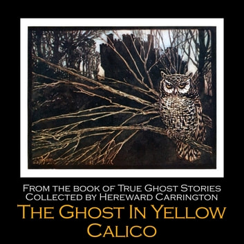 Ghost in Yellow Calico, The audiobook by Hereward Carrington