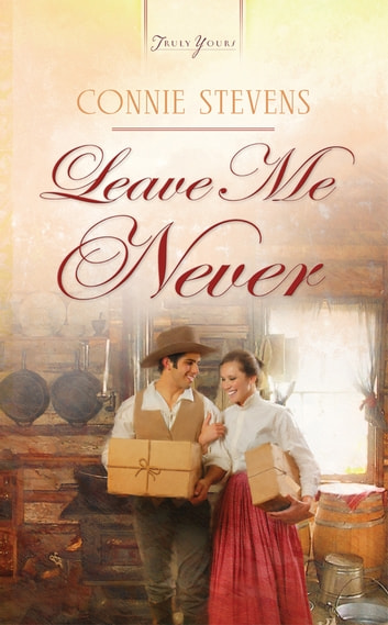 Leave Me Never ebook by Connie Stevens
