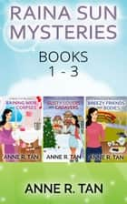 Raina Sun Cozy Mysteries Box Set Vol 1 (Books 1 -3) ebook by Anne R. Tan