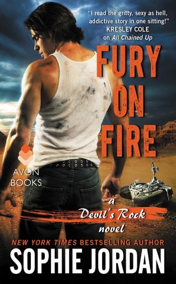 Fury on Fire - A Devil's Rock Novel ebook by Sophie Jordan