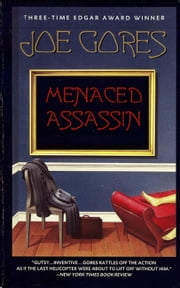 Menaced Assassin ebook by Joe Gores