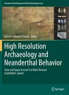 High Resolution Archaeology and Neanderthal Behavior ebook by Eudald Carbonell i Roura