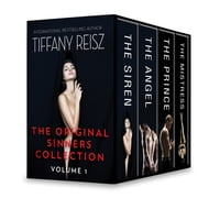 The Original Sinners Collection Volume 1 - The Siren\The Angel\The Prince\The Mistress ebook by Tiffany Reisz