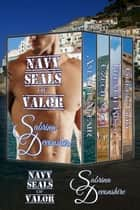 Navy SEALs of Valor Bundle Books 1-4 - Navy SEALs of Valor ebook by Sabrina Devonshire