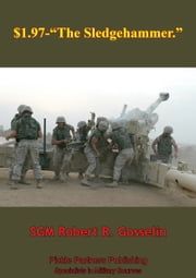 "$1.97-""The Sledgehammer."" ebook by MSG Patrick W. Bean Sr."