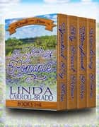 A Year of Romance, Books 1-4 ekitaplar by Linda Carroll-Bradd