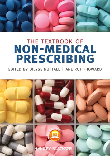 The Textbook of Non-Medical Prescribing ebook by Dilyse Nuttall,Jane Rutt-Howard