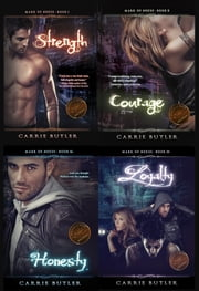 The Mark of Nexus Series: Complete Set ebook by Carrie Butler