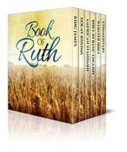 Book of Ruth - Five Different Versions, Image Gallery and Audio ebook by God,Samuel