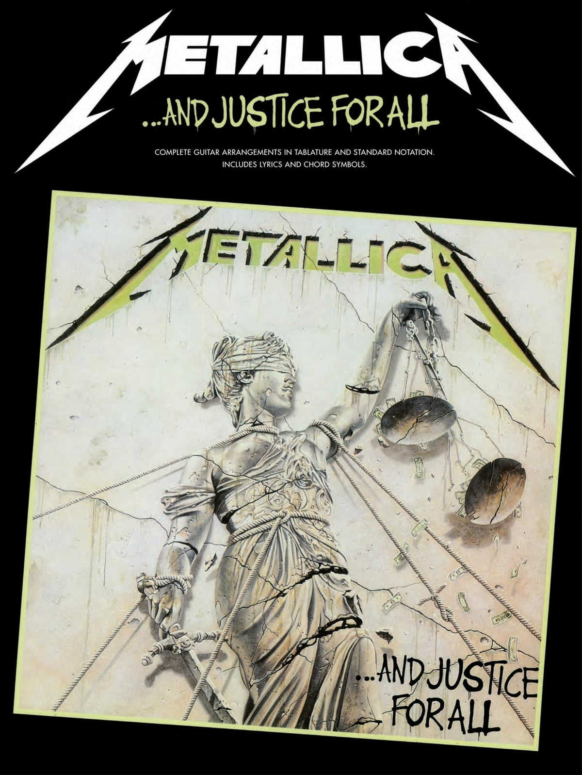 Metallica: And Justice For All (Guitar TAB) ebook by Wise Publications -  Rakuten Kobo