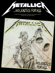 Metallica: And Justice For All (Guitar TAB) ebook by Wise Publications