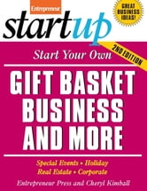 Start your own gift basket business and more ebook by entrepreneur start your own gift basket business and more negle Image collections
