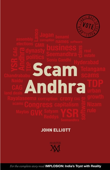 Scam Andhra ebook by John Elliott