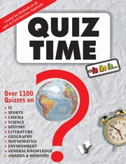 Quiz Time on The Go: - ebook by EDITORIAL BOARD