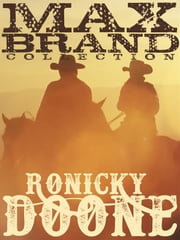 Ronicky Doone ebook by Max Brand