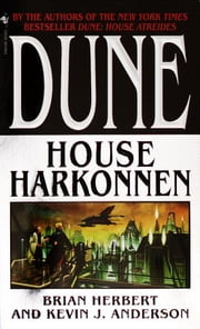 Dune: House Harkonnen ebook by Brian Herbert,Kevin Anderson