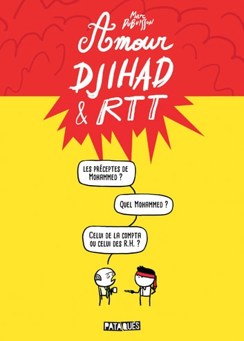 Amour, Djihad et RTT eBook by Marc Dubuisson