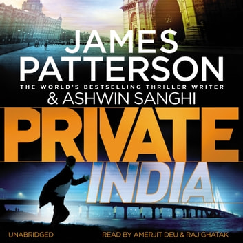 Private India - (Private 8) livre audio by James Patterson,Ashwin Sanghi