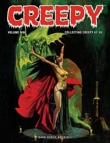 Creepy Archives Volume 9 ebook by Various