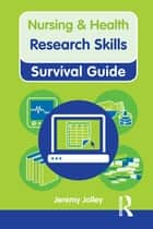 Research Skills ebook by Jeremy Jolley