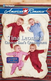Cowboy Sam's Quadruplets ebook by Tina Leonard