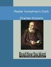 Master Humphrey's Clock ebook by Charles Dickens