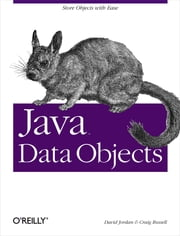 Java Data Objects ebook by David Jordan,Craig Russell