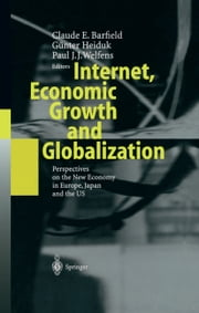 Internet, Economic Growth and Globalization - Perspectives on the New Economy in Europe, Japan and the USA ebook by Claude E. Barfield,Günter S. Heiduk,Paul J.J. Welfens