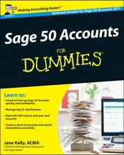 Sage 50 Accounts For Dummies ebook by Jane Kelly