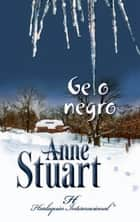 Gelo negro ebook by Anne Stuart