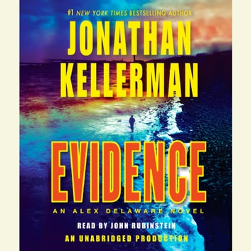 Evidence - An Alex Delaware Novel audiobook by Jonathan Kellerman