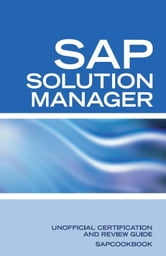 SAP Solution Manager ebook by Equity Press