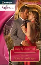 Vonk van verlangen - Waverly's New York ebook by Paula Roe, Paula van Welten