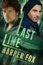 Last Line ebook by Harper Fox