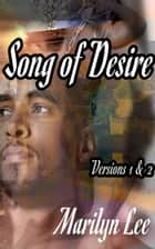 Song of Desire ebook by Marilyn Lee