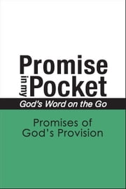 Promise In My Pocket, God's Word on the Go: Promises of God's Provision ebook by A. Hubbard