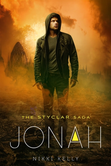 Jonah - The Styclar Saga eBook by Nikki Kelly