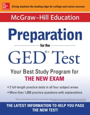 McGraw-Hill Education Preparation for the GED® Test ebook by McGraw-Hill Education Editors