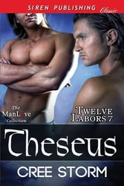 Theseus ebook by Cree Storm