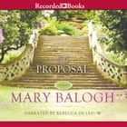 The Proposal Áudiolivro by Mary Balogh