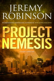 Project Nemesis (A Kaiju Thriller) ebook by Jeremy Robinson