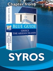 Syros - Blue Guide Chapter ebook by Nigel McGilchrist