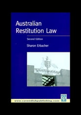 Australian Restitution Law ebook by Sharon Erbacher