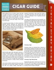 Cigar Guide (Speedy Study Guides) ebook by Speedy Publishing